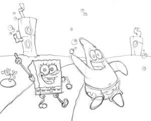 Как-нарисовать-Патрика-карандашом-поэтапно-4