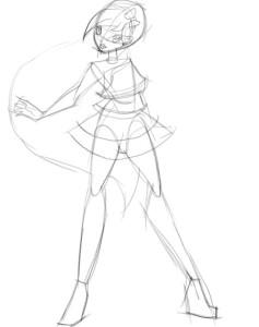 Как-нарисовать-Стеллу-карандашом-поэтапно-2
