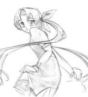 Как нарисовать аниме мангу