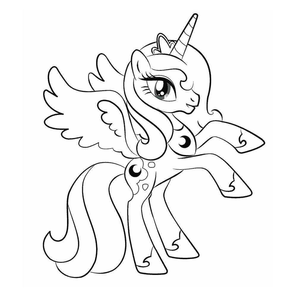 Как нарисовать принцессу поэтапно из
