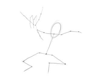 Как-нарисовать-Человека-Паука-карандашом-поэтапно-1