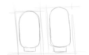 Как-нарисовать-Миньона-карандашом-поэтапно-1