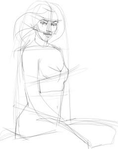 Как-нарисовать-Жасмин-карандашом-поэтапно-2