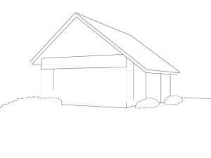 Как-нарисовать-дом-карандашом-поэтапно-2