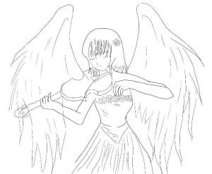 как-нарисовать-ангела-карандашом-4