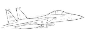 Как нарисовать самолет? - 5