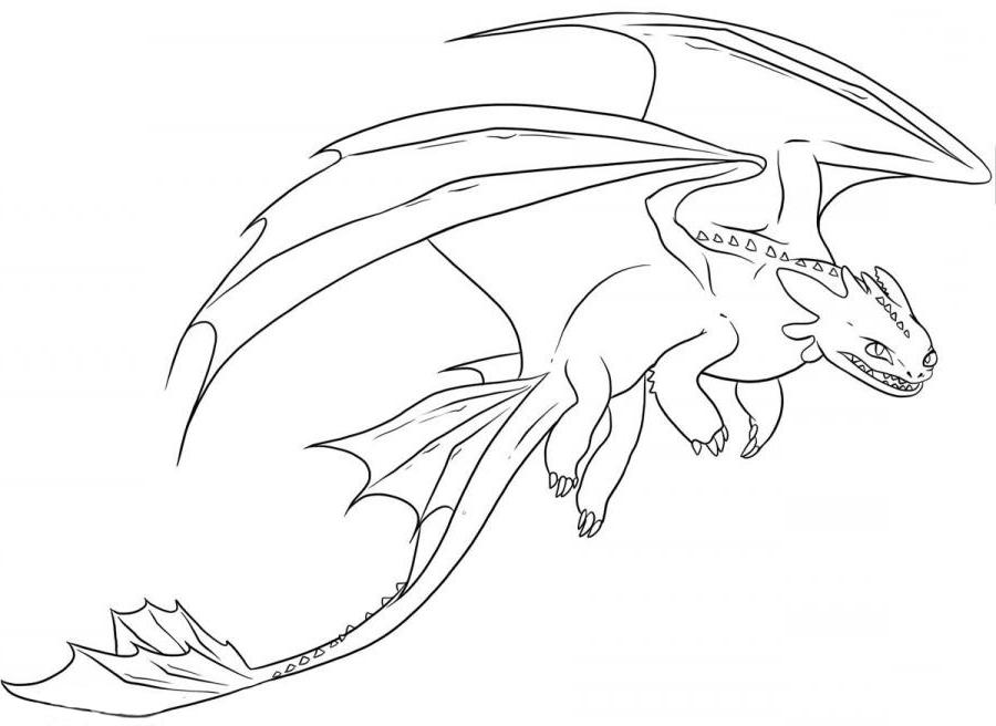 Как нарисовать дракона?