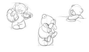 Как-нарисовать-мишку-Тедди-2