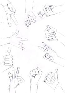 Как-нарисовать-руку-карандашом-поэтапно-3