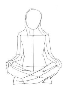 Как-нарисовать-сидящего-человека-карандашом-поэтапно-2