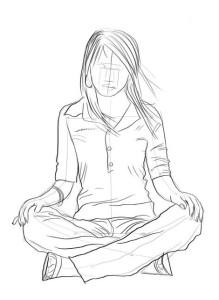 Как-нарисовать-сидящего-человека-карандашом-поэтапно-4