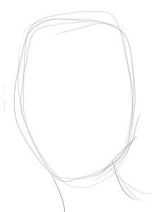 Как-нарисовать-женское-лицо-карандашом-поэтапно-1