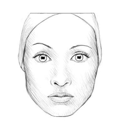 Как нарисовать лицо?