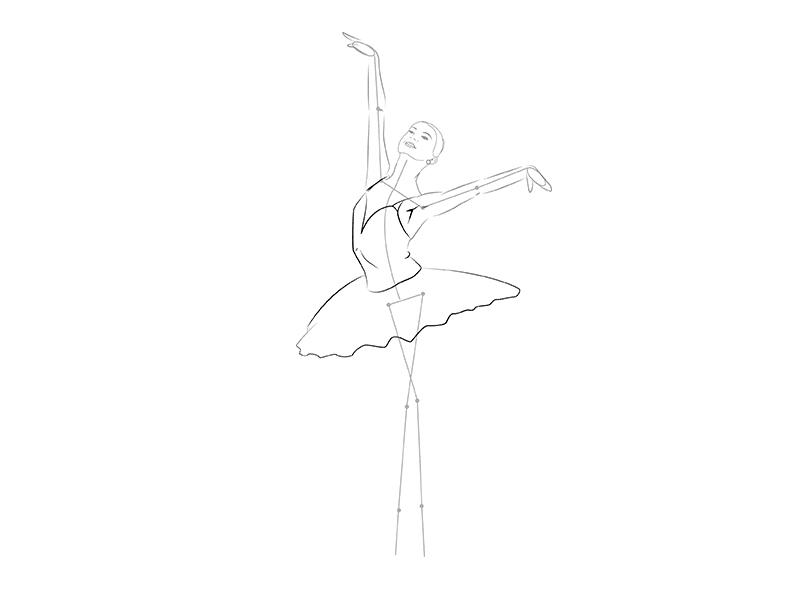 Как нарисовать милую мордочку поэтапно