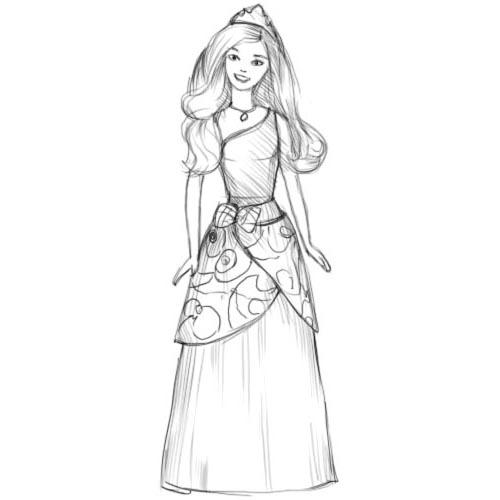 Как рисовать модные эскизы - wikiHow