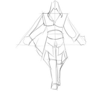 Как-нарисовать-ассасина-карандашом-2