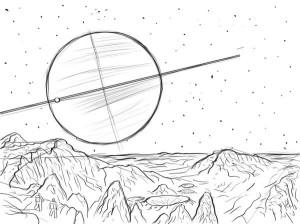 Как-нарисовать-космос-карандашом-поэтапно-4