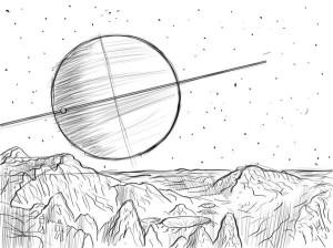 Как-нарисовать-космос-карандашом-поэтапно-5