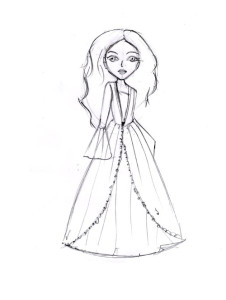 Как-нарисовать-куклу-карандашом-поэтапно-4
