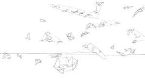 Как-нарисовать-море-карандашом-поэтапно-2
