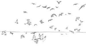 Как-нарисовать-море-карандашом-поэтапно-3