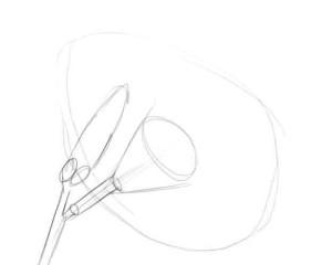 Как-нарисовать-цветок-карандашом-1