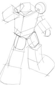 Как-нарисовать-Бамблби-карандашом-поэтапно-1