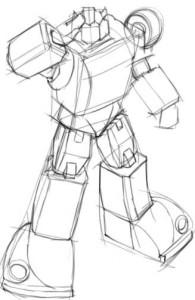 Как-нарисовать-Бамблби-карандашом-поэтапно-2