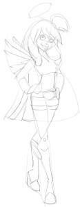 Как-нарисовать-Раф-карандашом-поэтапно-2