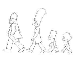 Как-нарисовать-Симпсонов-карандашом-поэтапно-3