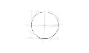 Как-нарисовать-Землю-карандашом-поэтапно-3