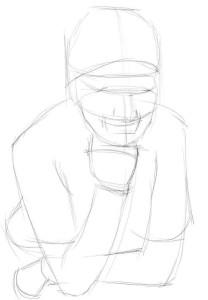 Как-нарисовать-бабушку-карандашом-поэтапно-1