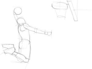 Как-нарисовать-баскетболиста-карандашом-поэтапно-2