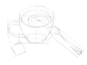Как-нарисовать-чашку-карандашом-поэтапно-2