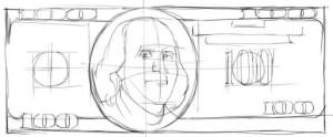 Как-нарисовать-деньги-карандашом-поэтапно-2