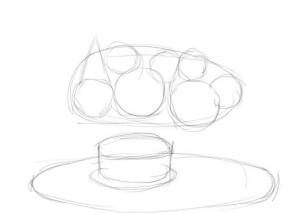 Как-нарисовать-день-рождения-карандашом-поэтапно-1