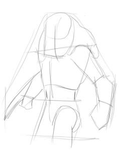 Как-нарисовать-хищника-карандашом-поэтапно-1