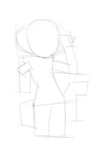 Как-нарисовать-хвост-карандашом-поэтапно-1