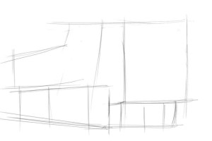 Как-нарисовать-камаз-карандашом-поэтапно-1