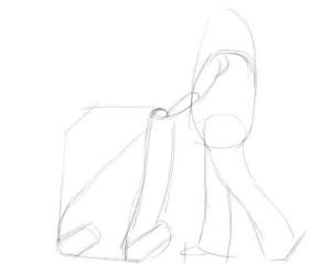 Как-нарисовать-коляску-карандашом-поэтапно-1