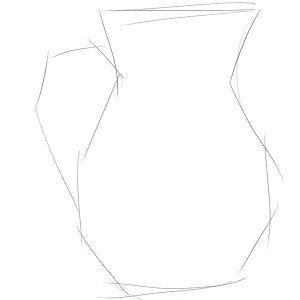 Как-нарисовать-кувшин-карандашом-поэтапно-1