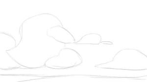 Как-нарисовать-небо-карандашом-поэтапно-1
