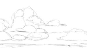 Как-нарисовать-небо-карандашом-поэтапно-2