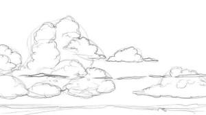 Как-нарисовать-небо-карандашом-поэтапно-3