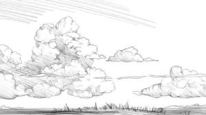 Как-нарисовать-небо-карандашом-поэтапно-4