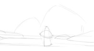 Как-нарисовать-облака-карандашом-поэтапно-1