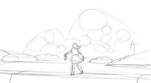 Как-нарисовать-облака-карандашом-поэтапно-2