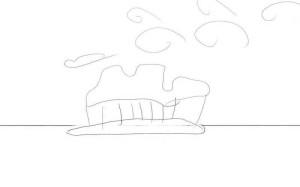 Как-нарисовать-остров-карандашом-поэтапно-1