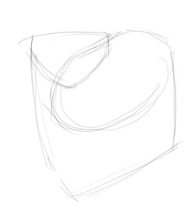 Как-нарисовать-овцу-карандашом-поэтапно-1
