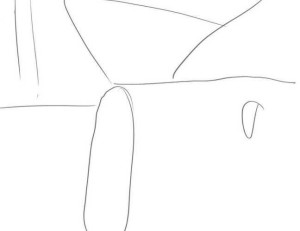 Как-нарисовать-рыбака-карандашом-1